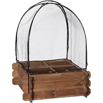 Keter - Mini huerto en casa G-Row con base, Color marrón: Amazon ...