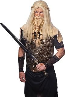Costume Culture Men's Viking Wig and Beard Set