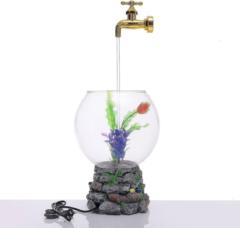 M7market Fish Bowl with Aerator