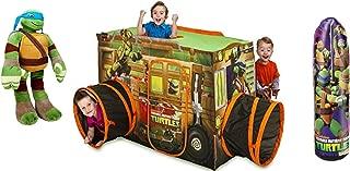 TMT Nickelodeon Exclusive Teenage Mutant Ninja Turtles Gift Set 3' [Playhut, Training Bag & Pillowtime Pal]