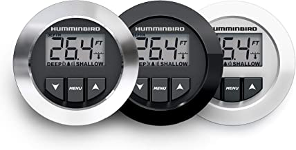 Humminbird HDR650 In Dash Digital Depth Sounder