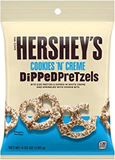 Best hershey's dipped pretzels cookies and cream Reviews