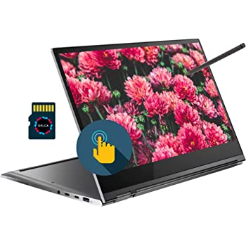 "2020 Latest Lenovo Yoga C930 2-in-1 Laptop | 13.9"" 4K Touchscreen 