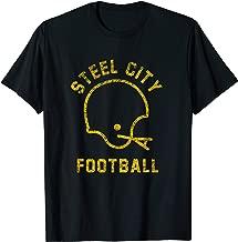 The Steel City Vintage Pittsburgh Football Shirt