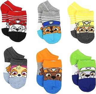 Paw Patrol Boys Girls Multi Pack Socks Set