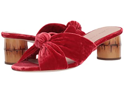 Loeffler Randall Celeste (Cherry Red) Women