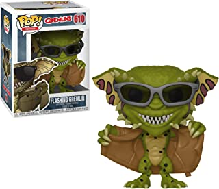 Funko Pop Horror: Gremlins 2 - Flashing Gremlin Collectible Figure, Multicolor
