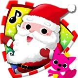 Pinkfong Christmas Fun: 赤ちゃん・幼児・子供向けのクリスマス歌、ゲーム、カメラ、知育