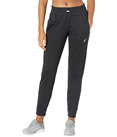 ASICS Thermopolis Fleece Taper Pant (Black) Women