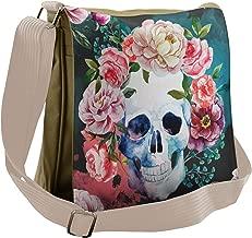 Best sugar skull messenger bag Reviews