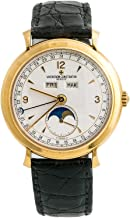 Vacheron Constantin Historiques Mechanical-Hand-Wind Male Watch 37150 (Certified Pre-Owned)