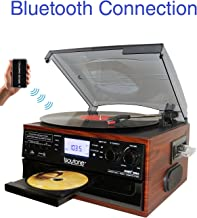 multi disc record player
