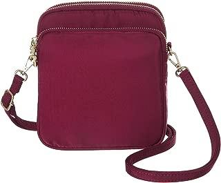 RFID Blocking Small Travel Crossbody Purse Nylon Purses and Handbags Crossbody For Women