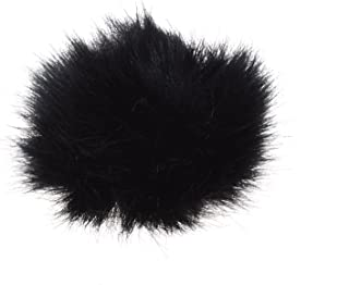 BCP Furry Outdoor Microphone Windscreen Muff for Most Small Microphones