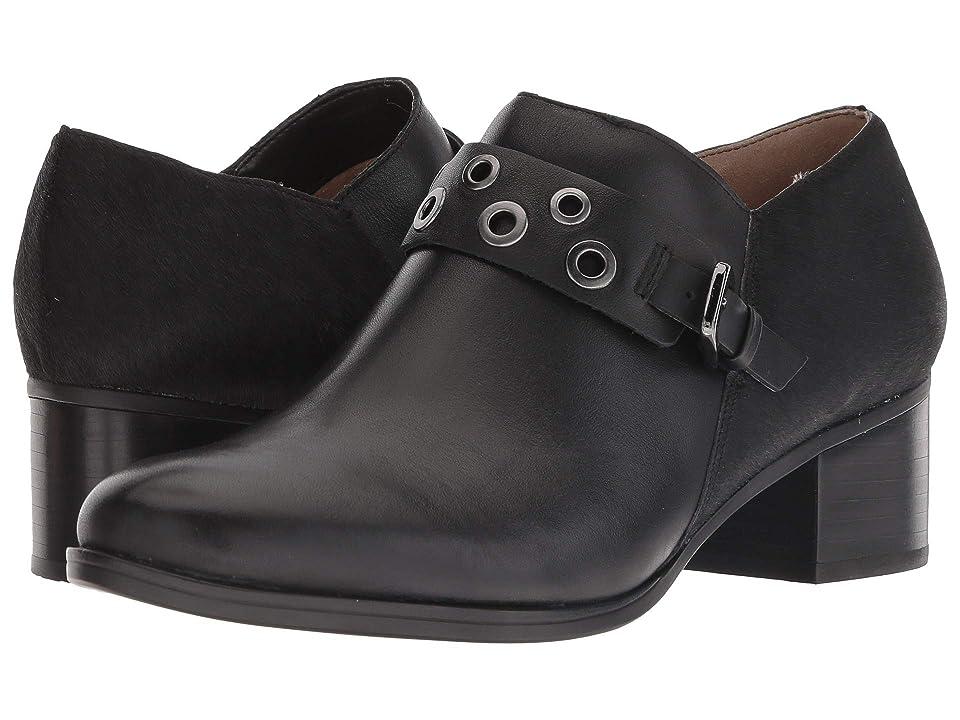 Naturalizer Delta (Black Leather) Women