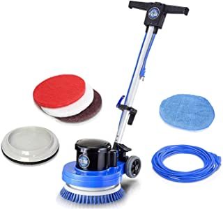 Prolux Core Floor Buffer - Heavy Duty Single Pad Commercial Floor Polisher and Scrubber
