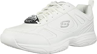 Skechers for Work Men's Dighton Slip Resistant Work Shoe
