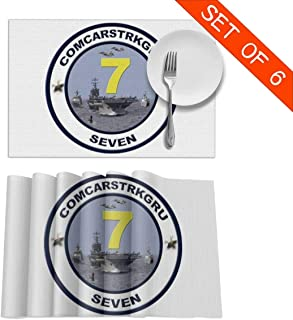 Best group of seven placemats Reviews