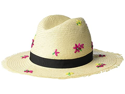 Kate Spade New York Marker Floral Embroidery Trilby