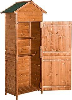 Amazon.es: 100 - 200 EUR - Cobertizos de almacenamiento / Almacenamiento de exterior: Jardín