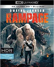 Rampage (4K Ultra HD+Blu-ray)