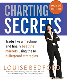 Charting Secrets: Trade Like a Machine and Finally Beat the Markets Using These Bulletproof Strategies