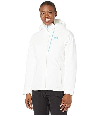 Helly Hansen Snowstar Jacket (White) Women