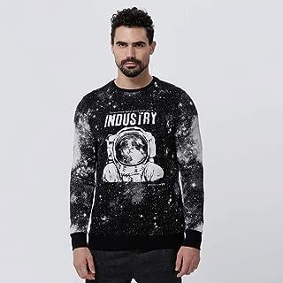 lee Cooper Sweatshirts For Men, Black XL