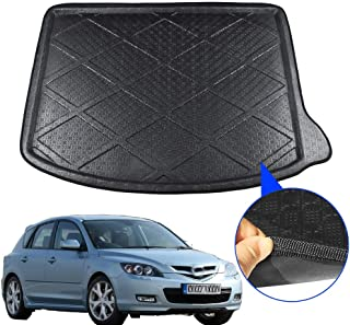 Piaobaige Para Mazda 3 Hatchback 2007-2012 Tronco del Coche Estera del Piso Bandeja de