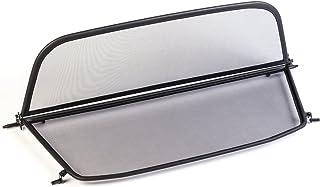 Paravento per decappottabili 2004-2010 - Pieghevole Deflettore del vento GermanTuningParts Frangivento per BMW 6 E64 Beige Deflettore aria con chiusura rapida