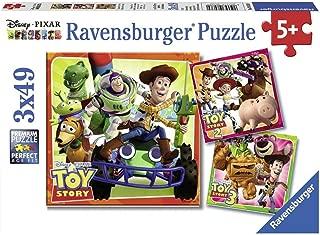 Ravensburger Disney Toy Story: History Puzzle Set (3 x 49 Piece)