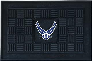 Fanmats Military 'Air Force' Medallion Door Mat