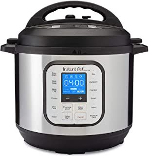 Instant Pot Duo Nova 7-in-1 Electric Pressure Cooker, Sterilizer, Slow Cooker, Rice..