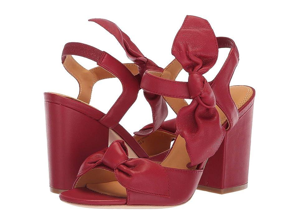 Bill Blass Carmen 90 (Red) High Heels