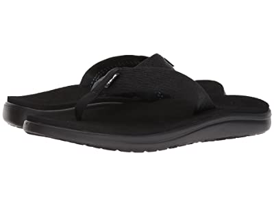 Teva Voya Flip (Brick Black) Men