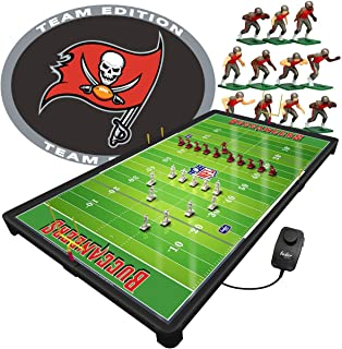 Tudor Games 9092-06 NFL Tampa Bay Buccaneers NFL Pro Bowl Electric Football Game Set, Multicolor (Pack of 98)