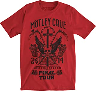 Best motley crue final tour apparel Reviews