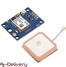 AZDelivery NEO-6M Módulo GPS idéntico a Ublox/u-blox con eBook incluido