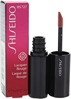 Shiseido Lacquer Rouge Lip Gloss, Rose Grey, 0.2 Ounce