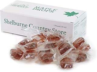 Maple Drops Hard Candies Made With Real Syrup - 1 Pound