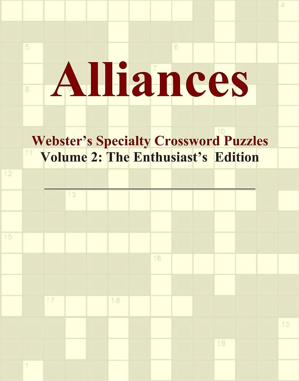 スリーブ南西人種Alliances - Webster's Specialty Crossword Puzzles, Volume 2: The Enthusiast's Edition