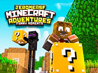 Clip: JeromeASF Minecraft Adventures (Funny Moments)