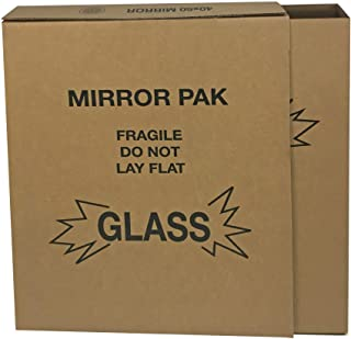 """uBoxes Mirror & Picture Boxes for Moving 5 Sets Adjustable up to 30""""x40"""""""