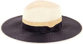 zara beach hat