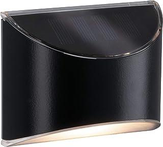 Paulmann 94233 Solarna lampa drogowa LED lampa zewnętrzna z 1 x 0,05 W antracyt tworzywo sztuczne 3000 K ciepła biel