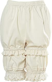 Women's Sweet Lolita Bloomers Novelties Steampunk Pantaloons