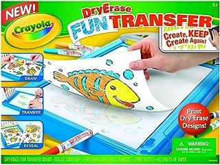 Best crayola dry erase transfer Reviews