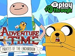 Clip: Adventure Time: Pirates of the Enchiridion Playthrough