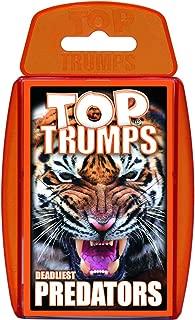 (Predators) - Top Trumps Predators Card Game
