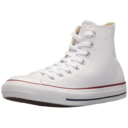 f2bd541cccfd Converse Unisex Adults  All Star Hi Leather Outdoor Sports Shoes